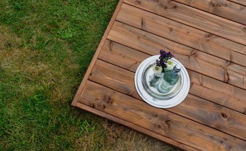 sichtschutz zaun carport terrasse aus holz von scheerer terrassenh lzer
