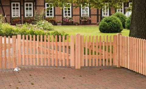 Sichtschutz, Zaun, Carport, Terrasse: aus Holz – von SCHEERER ...