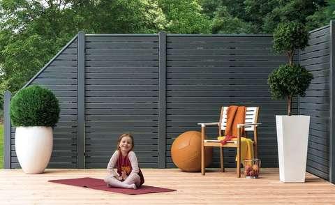 sichtschutz zaun carport terrasse aus holz von scheerer sichtschutz. Black Bedroom Furniture Sets. Home Design Ideas